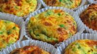 3 Peynirli Muffin