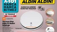 A101 Markette Yarın Kaçırılmayacak Aktüel İndirimli Ürünler Kataloğu (16 Temmuz HD Kataloğ )