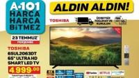 A101 23 TEMMUZ 2020 AKTÜEL İNDİRİMLİ ÜRÜNLER KATALOGU