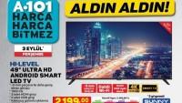A101 3 eylül 2020 aktüel indirimli ürünler kataloğu