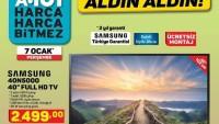 A101 7 Ocak 2021 Aktüel İndirimli Ürünler Kataloğu