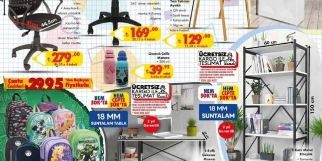 Şok Market 31 Ağustos 2021 Aktüel İndirimli Ürünleri